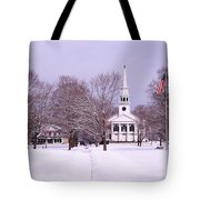 Lots Of White Tote Bag