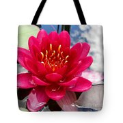 Lotus Cloud Tote Bag