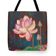 Lotus Dream Tote Bag