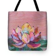 Lotus I Tote Bag