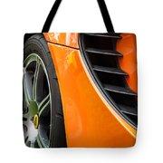 Lotus IIi Tote Bag