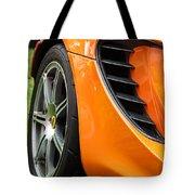 Lotus Iv Tote Bag