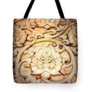 Lotus Legend Tote Bag