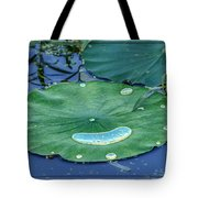 Lotus Picture Of Happiness Tote Bag