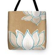 Lotus Serenity Tote Bag