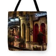 Loubnane Tote Bag by Evie Carrier