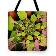 Loud Bouquet Tote Bag