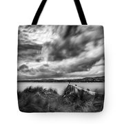 Lough Foyle View Tote Bag