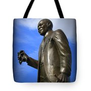 Louis Armstrong Tote Bag