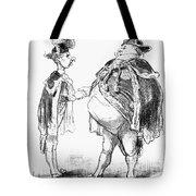 Louis-d�sir� V�ron Tote Bag