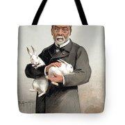Louis Pasteur Tote Bag