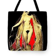 Louise Brooks Nude Circa 1928 Tote Bag