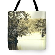 Louisiana Chicot State Park  Tote Bag