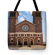 Louisiana Church Tote Bag