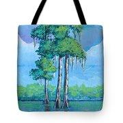 Louisiana Cypress Tote Bag