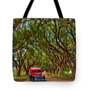 Louisiana Dream Drive  Tote Bag