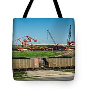 Louisiana Giants Tote Bag