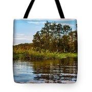Louisiana Lake Tote Bag