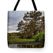 Louisiana Landscape Tote Bag