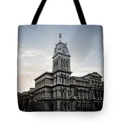 Louisville City Hall Tote Bag