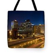 Louisville, Kentucky Tote Bag