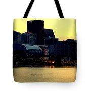 Louisville Lights Tote Bag