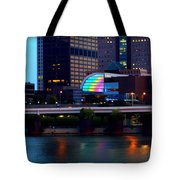 Louisville Sunset Tote Bag