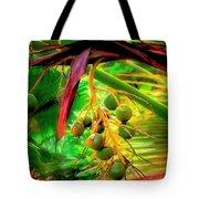 Loulu Palm Tote Bag