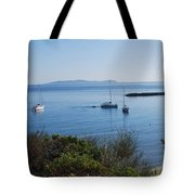 Loutsi Bay 5 Tote Bag