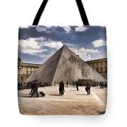 Louvre Museum - Paris Tote Bag