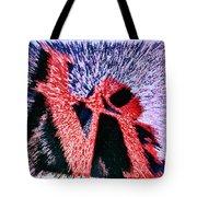 Love Abstract Tote Bag