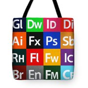 Love Adobe Tote Bag
