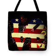 Love American Style Tote Bag by Bill Cannon
