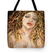 Love And Desire Tote Bag