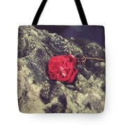 Love And Hard Times Tote Bag by Laurie Search