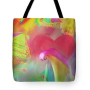 Love And Mayhem Tote Bag