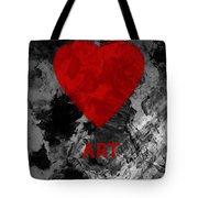 Love Art 1 Tote Bag