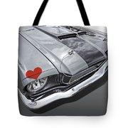 Love At First Sight - '66 Mustang Tote Bag