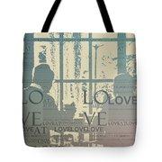 Love At Longwood Tote Bag