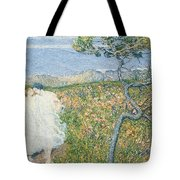 Love At The Fountain Of Life Or Lovers At The Sources Of Life Tote Bag