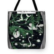 Love Bird Tote Bag