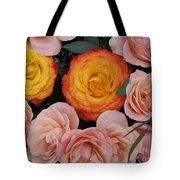Love Bouquet Tote Bag