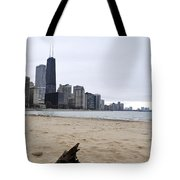 Love Chicago Tote Bag