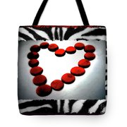 Love Comes Over You Tote Bag