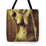 Love Curves Tote Bag