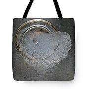 Love Down The Drain Tote Bag