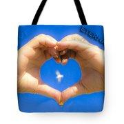 Love Eternally.... Tote Bag