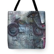 Love For Motorcycles Tote Bag