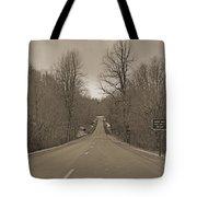 Love Gap Blue Ridge Parkway Tote Bag