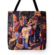 Love Gardens In Coimbra University Tote Bag